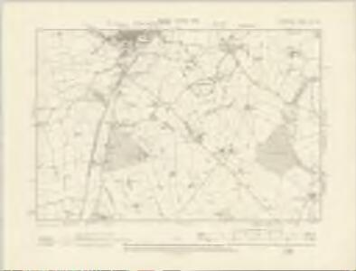 Shropshire XXI.NE - OS Six-Inch Map