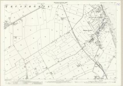 Lincolnshire LVIII.13 (includes: Sutton in the Marsh; Trusthorpe) - 25 Inch Map