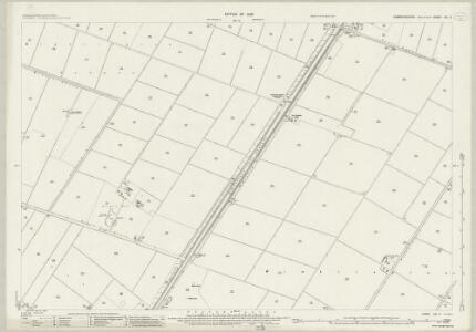 Cambridgeshire XXI.2 (includes: Chatteris; Wimblington) - 25 Inch Map