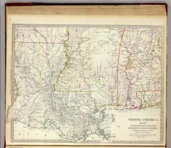 Pts. of Louisiana, Ark., Miss., Ala., Florida.