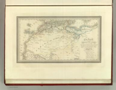 Nord-Ouest de l'Afrique.