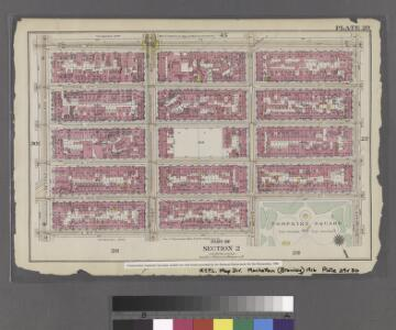 [Plate 29: Bounded by E. 14th Street, Avenue B, E. 10th Street, Avenue A, E. 9th Street, and Second Avenue.]
