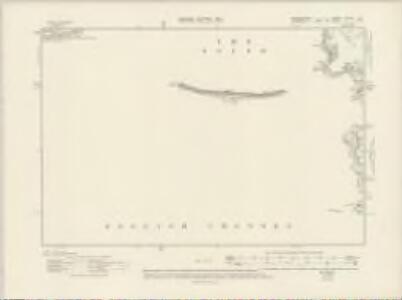 Devonshire CXXIX.NE - OS Six-Inch Map