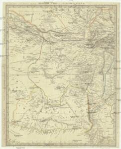 Bokhara, Cabool, Beloochistan &c
