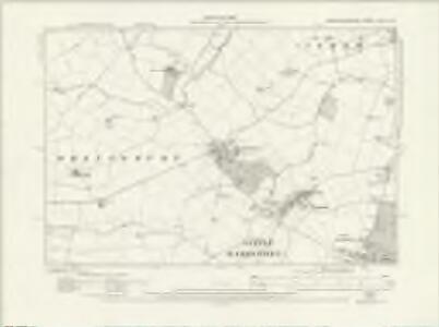 Northamptonshire XXXII.SW - OS Six-Inch Map