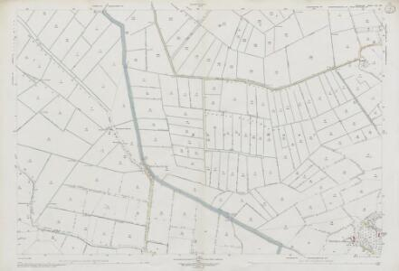 Somerset LII.16 (includes: Baltonsborough; Butleigh; Glastonbury; West Pennard) - 25 Inch Map