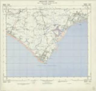 SZ89 & Parts of SZ99 - OS 1:25,000 Provisional Series Map