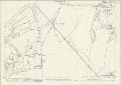 Berkshire XXXII.15 (includes: Datchet; Horton; Old Windsor; Wyrardisbury) - 25 Inch Map