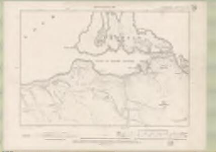 Argyll and Bute Sheet XXXIX.NE - OS 6 Inch map
