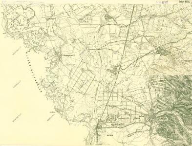 III. vojenské mapování 4658/3