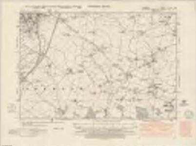 Somerset XLIII.NE - OS Six-Inch Map