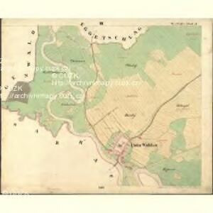 Unter Wuldau - c1412-1-003 - Kaiserpflichtexemplar der Landkarten des stabilen Katasters