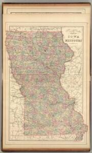 Iowa, Missouri.