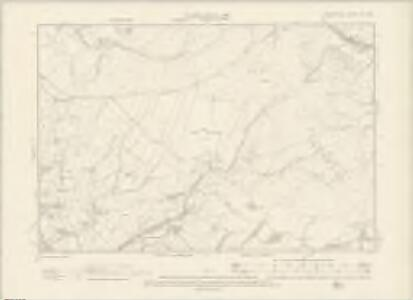 Derbyshire IX.NW - OS Six-Inch Map