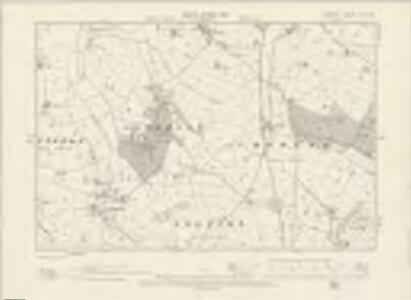 Cheshire LIV.NW - OS Six-Inch Map