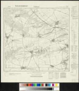 Messtischblatt 4535 : Erdeborn, 1937 Erdeborn