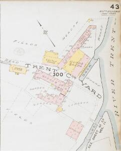 Insurance Plan of Nottingham Vol. III: sheet 43-2