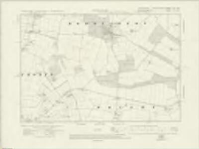 Lincolnshire LXIX.SE - OS Six-Inch Map