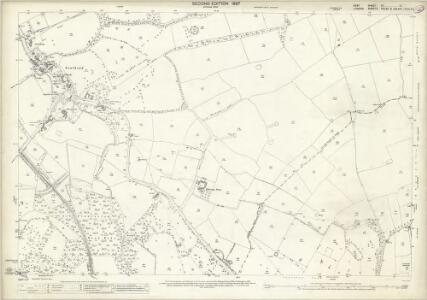 Kent VII.12 (includes: Bromley; Lewisham) - 25 Inch Map