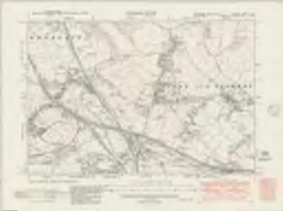 Yorkshire CCXCV.SE - OS Six-Inch Map