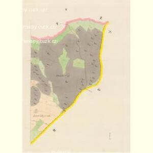 Wlczetin - c8663-1-005 - Kaiserpflichtexemplar der Landkarten des stabilen Katasters