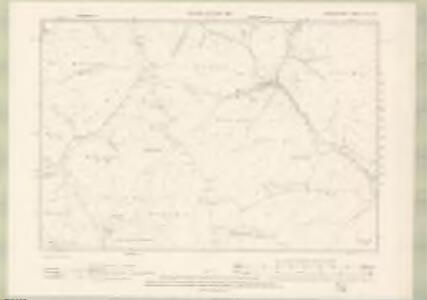 Peebles-shire Sheet IX.SE - OS 6 Inch map