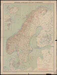 Missions catholiques des pays scandinaves