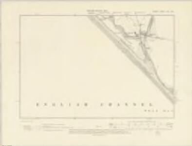 Dorset LVIII.NW - OS Six-Inch Map