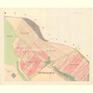 Alt Potworow - m2872-1-001 - Kaiserpflichtexemplar der Landkarten des stabilen Katasters
