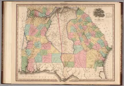 Georgia and Alabama.