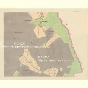 Grafenried - c4288-3-005 - Kaiserpflichtexemplar der Landkarten des stabilen Katasters