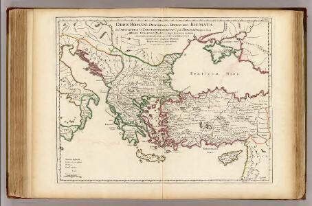 Orbis Romani descriptio.