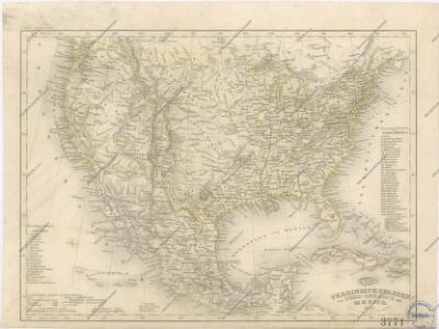 Vereinigte Staaten von Nord - America und Mexico