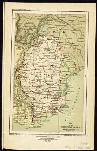 The Church Missionary Atlas. New and enlarged Edition (the seventh). Part II. IndiaMap of the Tinnevelly District