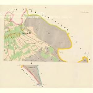 Fürstenwalde - c3213-2-002 - Kaiserpflichtexemplar der Landkarten des stabilen Katasters