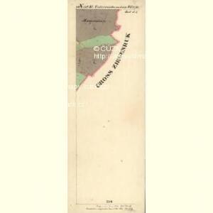 Unterreichenstein - c6481-1-007 - Kaiserpflichtexemplar der Landkarten des stabilen Katasters
