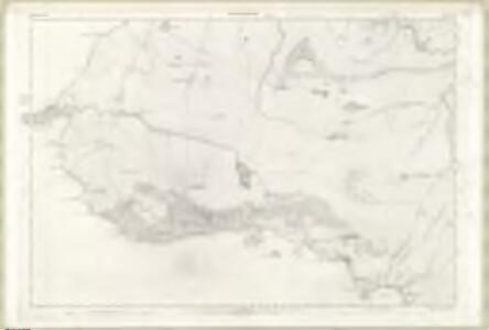 Inverness-shire - Mainland Sheet LXII - OS 6 Inch map