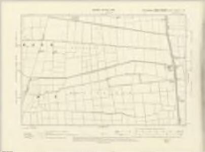 Lincolnshire CXXXIII.NW - OS Six-Inch Map