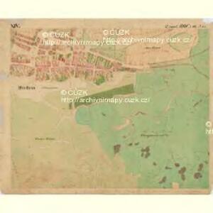 Hoeflein - m0703-1-014 - Kaiserpflichtexemplar der Landkarten des stabilen Katasters