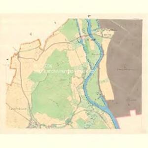 Rzimnitz - m2684-1-003 - Kaiserpflichtexemplar der Landkarten des stabilen Katasters