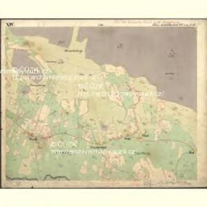 Lichtbuchet Ober - c2161-1-023 - Kaiserpflichtexemplar der Landkarten des stabilen Katasters