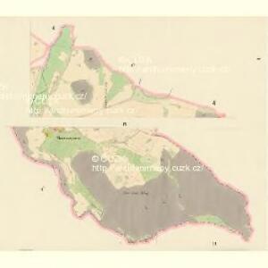Temmerschlag - c4856-1-001 - Kaiserpflichtexemplar der Landkarten des stabilen Katasters