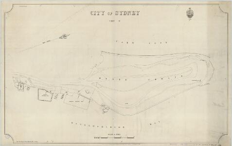 City of Sydney, Sheet N4, 1894