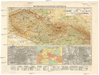 Tschechoslovakische Republik