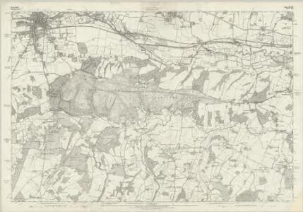 Berkshire XLIII - OS Six-Inch Map