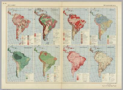 South America.  Pergamon World Atlas.