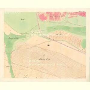 Mutienitz - m1904-1-007 - Kaiserpflichtexemplar der Landkarten des stabilen Katasters