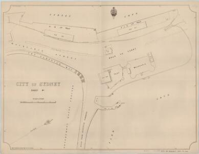 City of Sydney, Sheet P4, 1894