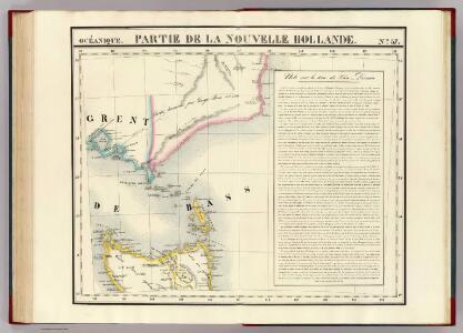 Partie, Nouvelle Hollande. Oceanique no. 57.