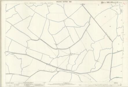 Kent LXXXIII.15 (includes: Broomhill; East Guldeford; St Thomas The Apostle Winchelsea) - 25 Inch Map